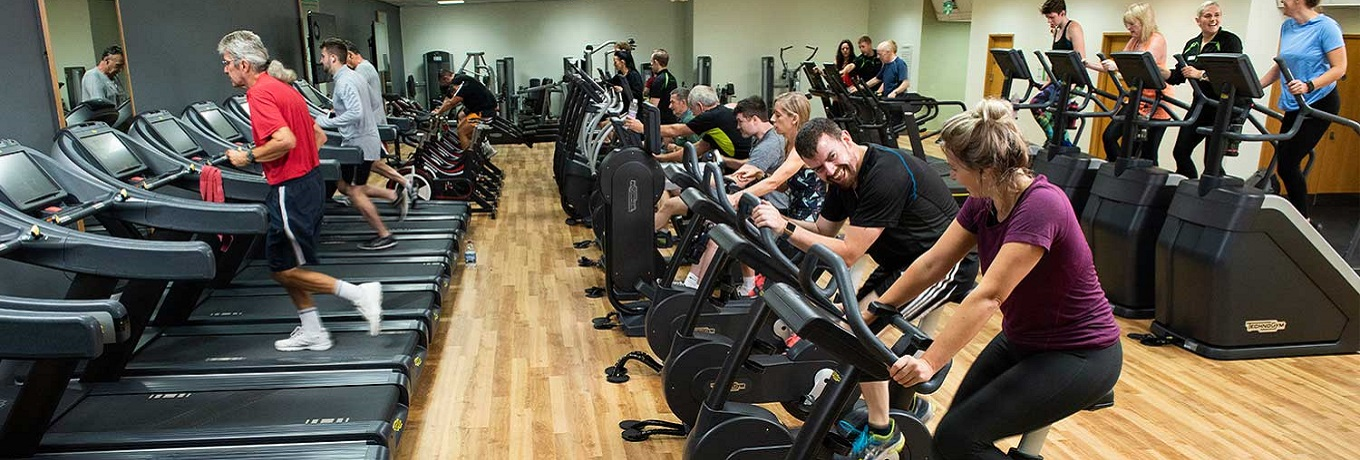 Fitness Clubs and Gyms in Stoke-on-Trent